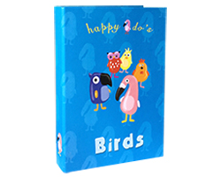 2Ring File L Design-Birds