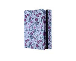 Document Holder Lami-Pink and Purple