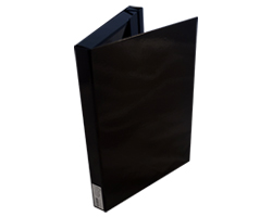 Document L Holder-Black