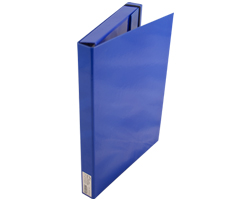 Document Holder L-Dark Blue