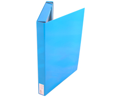 Document Holder L-Light Blue