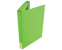 Document Holder L-Light Green