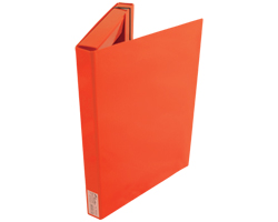 Document Holder L-Red