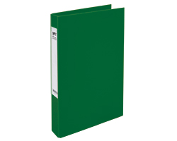 Slim 2Ring File L-Dark Green