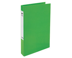 Slim 2Ring File L-Light Green