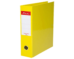 Boxfile 75mm L-Yellow