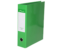 front-Boxfile 75mm L-Light Green