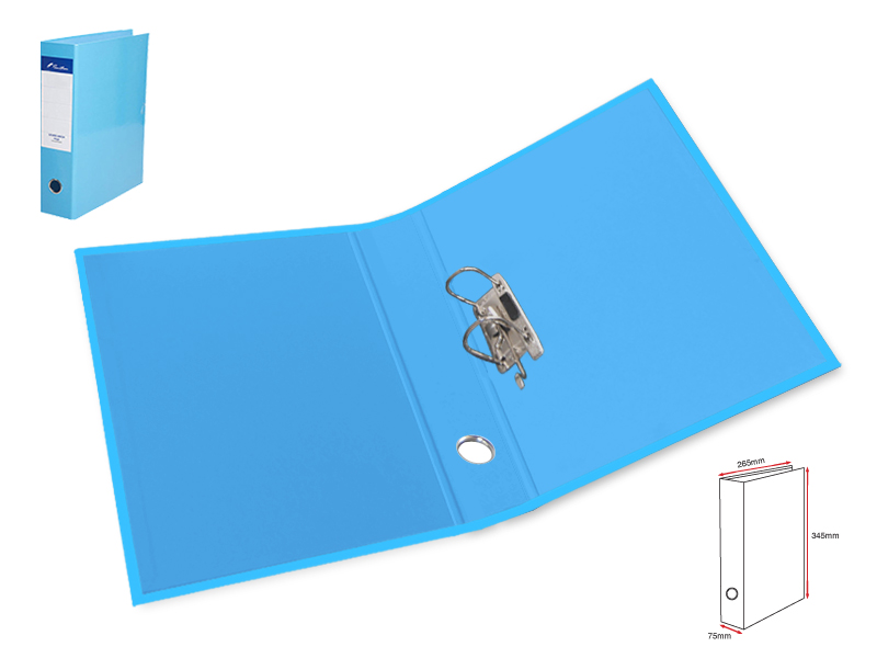 Boxfile 75mm L-Light Blue