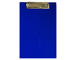 Clipboard Lami A4-Blue