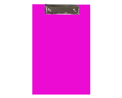 Clipboard Lami A4-Pink