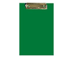 front-Clipboard Lami A5-Green