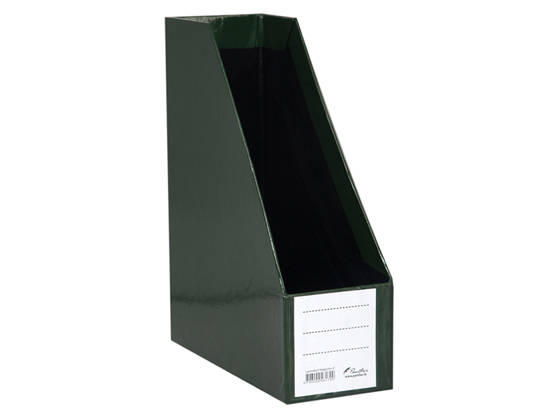 front-Magazine Holder L4-Dark Green