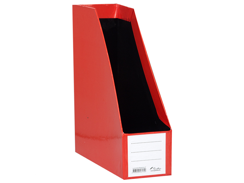 front-Magazine Holder L 4-Red