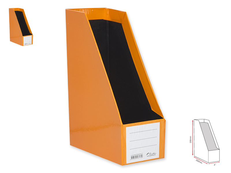 Magazine Holder L 4-Orange