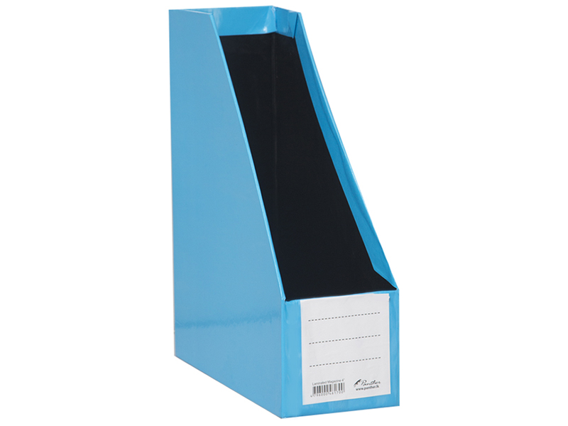 front-Magazine Holder L 4-Light Blue