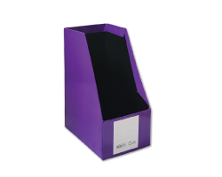 Magazine Holder L 6-Grape