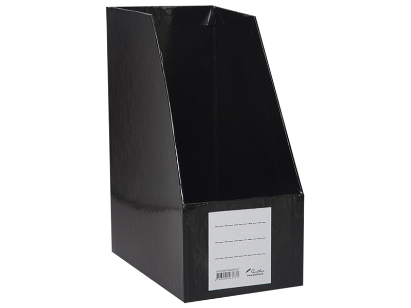 Magazine Holder L 6-Black