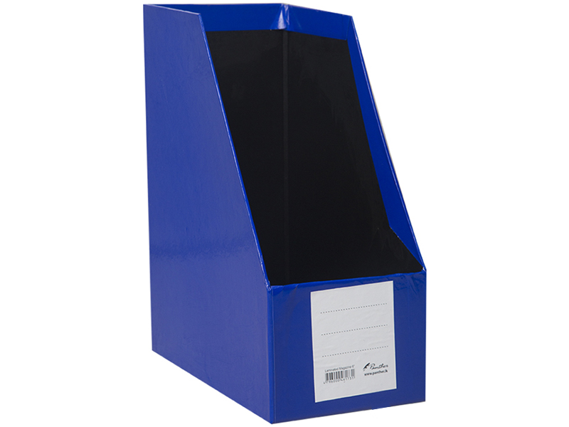 Magazine Holder L 6-Dark Blue