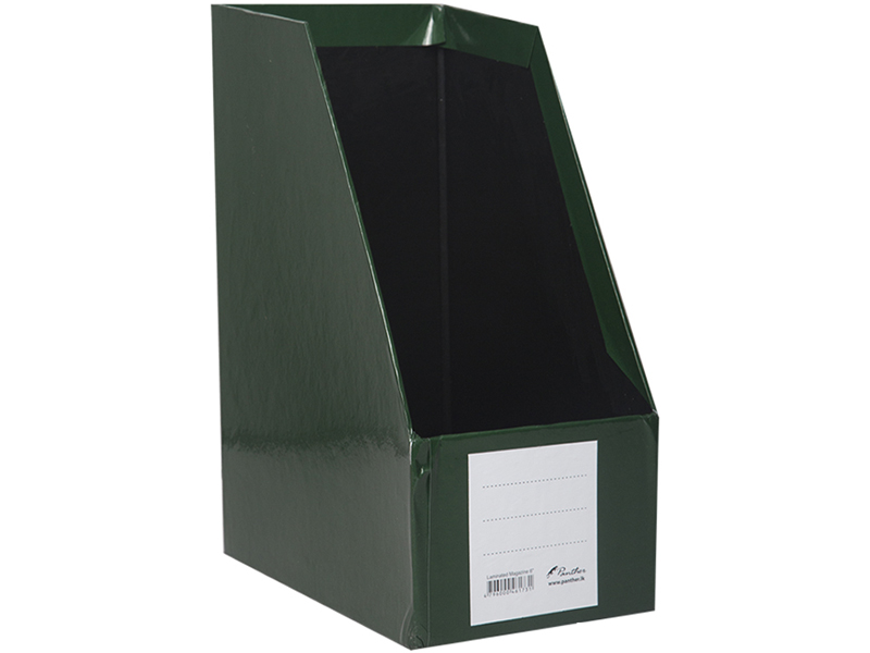 Magazine Holder L 6-Dark Green