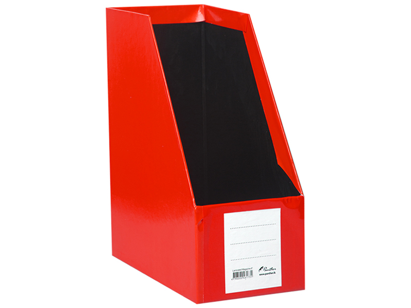 Magazine Holder L 6-Red