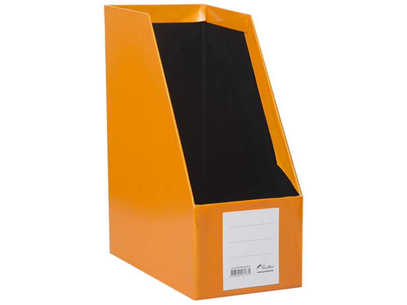 Magazine Holder L 6-Orange