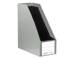 front-Magazine Holder L 6-Silver