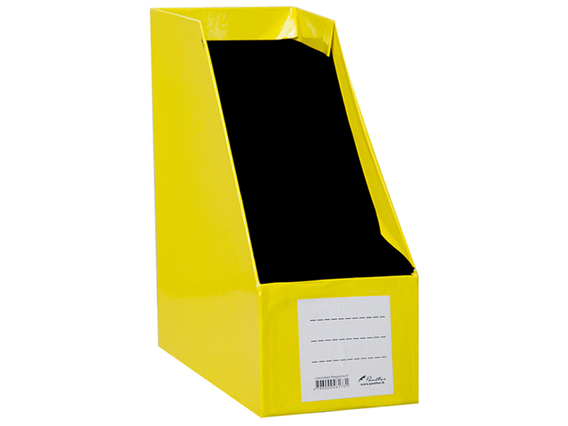 Magazine Holder L 6-Yellow