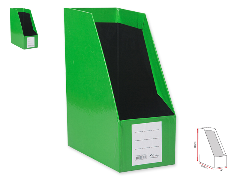 Magazine Holder L 6-Light Green