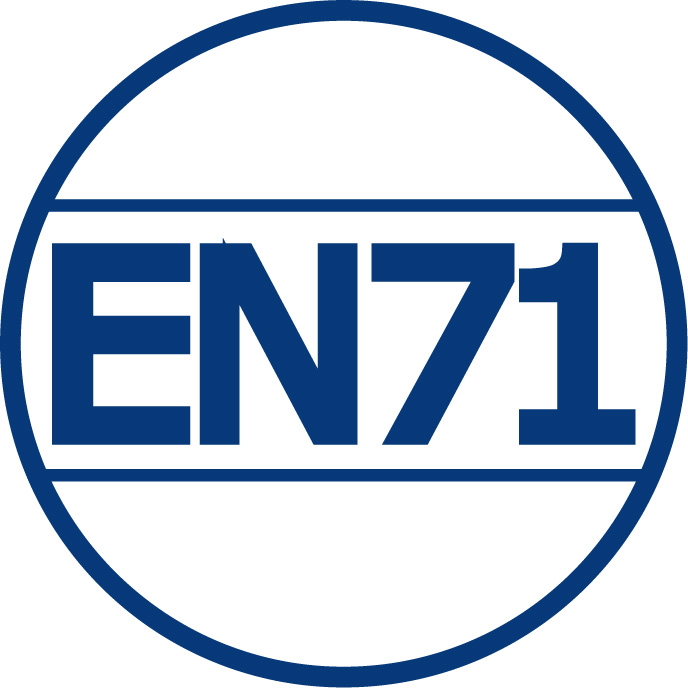 Toys made under EN-71 certification