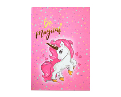 New item Unicorn A5 Diary
