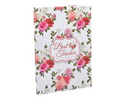 Best Teacher A5 Diary notebook
