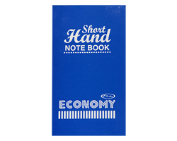 Short Hand Notepad Econ 80p