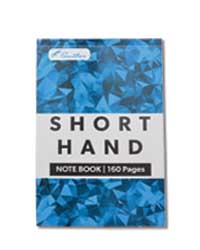 Shorthand Notepad 160P