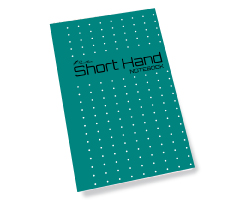 Shorthand Notepad A5 120P