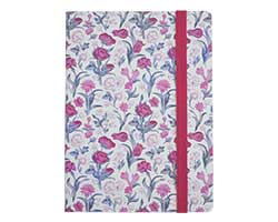 New item Panther A5 Journal - Pink and purple