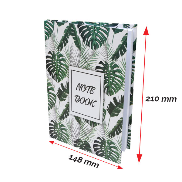 Tropical Leaves Diary