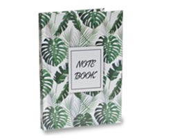 front-Tropical Leaves Diary