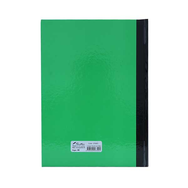 Ledger Book 2 Col 400P