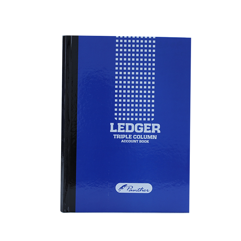 Ledger Book 3 Col 400P