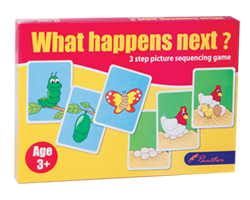 What Happens next puzzle