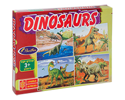 Dinosaurs - Large Puzzle