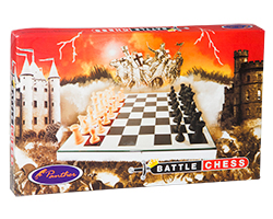 Chess Boards - Battle Chess