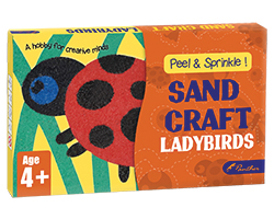 Sand Craft - Lady Birds