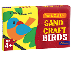 Sand Craft -Birds