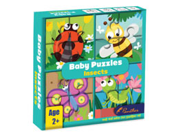 Baby Puzzle - Insects