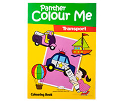 Colour Me Book Transport