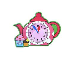Clock Tea  Party