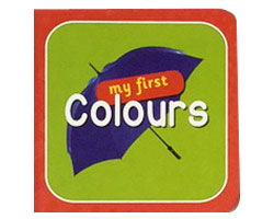 Board Books My First Colours
