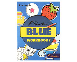 Blue Workbook 2