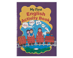 My First English Activity Book